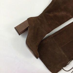 d72ba771877 Steve Madden Shoes - Steve Madden Novela Cuffable Over The Knee Boot
